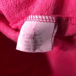 fresh produce Tops - Fresh produce bright pink cotton button up shirt